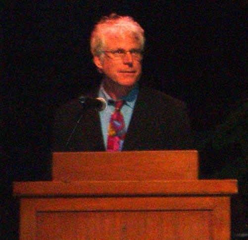 David Buss introduces Richard Dawkins