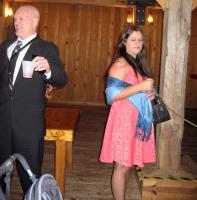 IMG_0595 Mike and Lynnea at the bar before the ceremony
