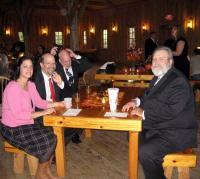 IMG_0679 Lori, John, Mike (left side) and Chuck