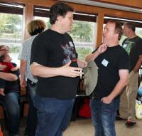 IMG_4720 Jeff Dee and Martin Wagner