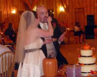 P1110904 Beth feeds Matt cake