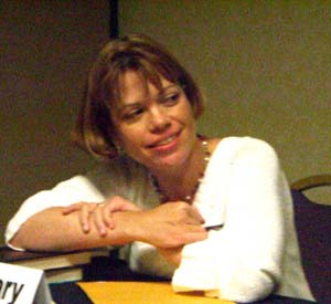 Rosemary Clement-Moore at ApolloCon 2007